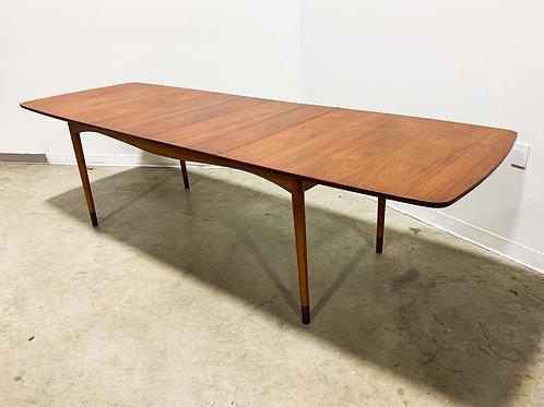 Finn Juhl Teak Dining table by Bovirke