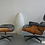 Thumbnail: Eames Lounge Chair and Ottoman by Herman Miller