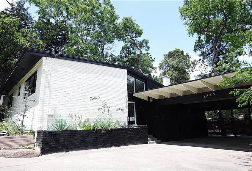 Mid-century Modern in Dallas