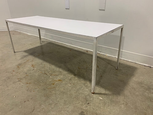 Rare George Nelson Steelframe coffee table