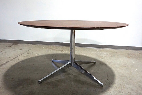 Florence Knoll Teak Dining Table