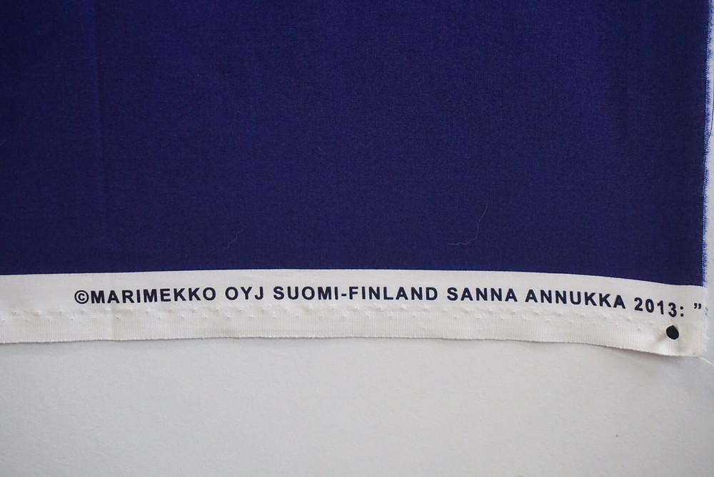vintage original Marimekko