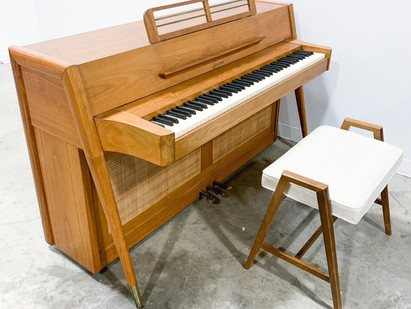 Baldwin's Mid Century Piano: A nod to Danish Modernism