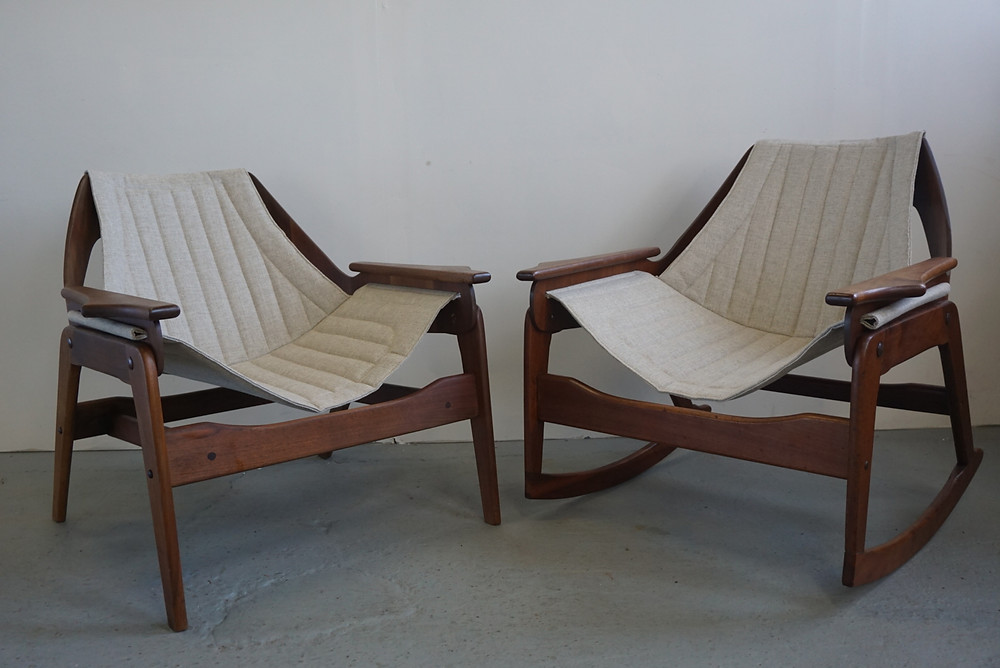 Jerry Johnson sling chairs