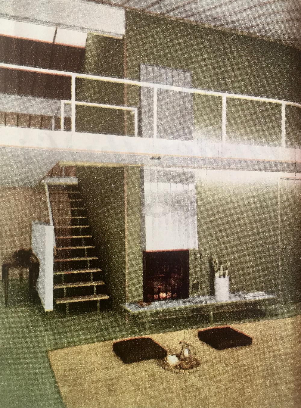 Paul Rudolph House for Family Living