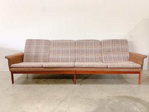 Finn Juhl Jupiter Teak sofa