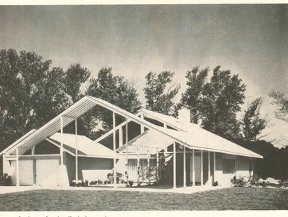 Paul Rudolph's House for Family Living: Lost and Found
