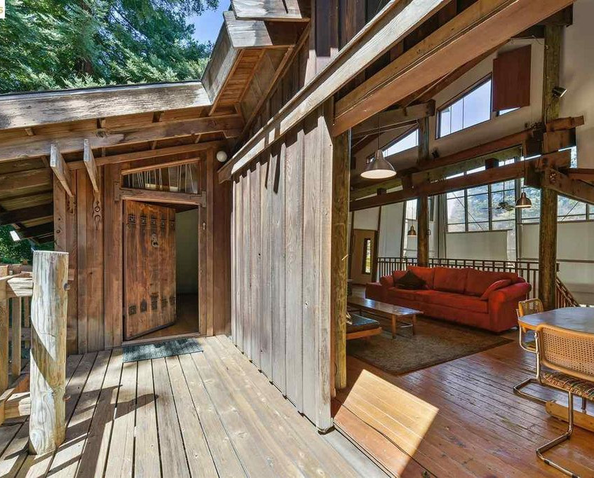 Pole and Beam House for Sale in CA