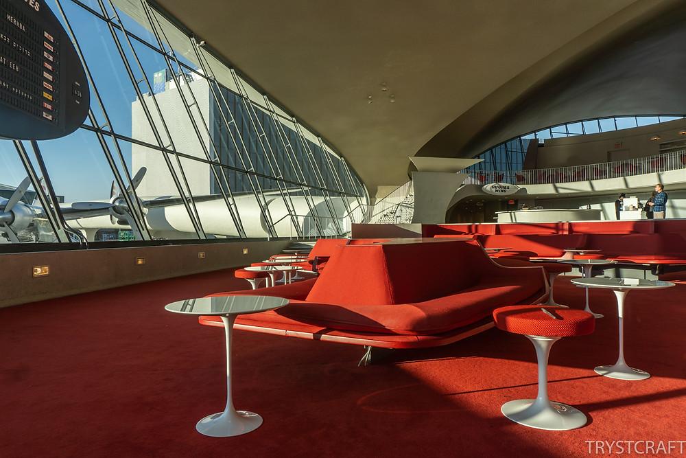 TWA Hotel Sunken Lounge