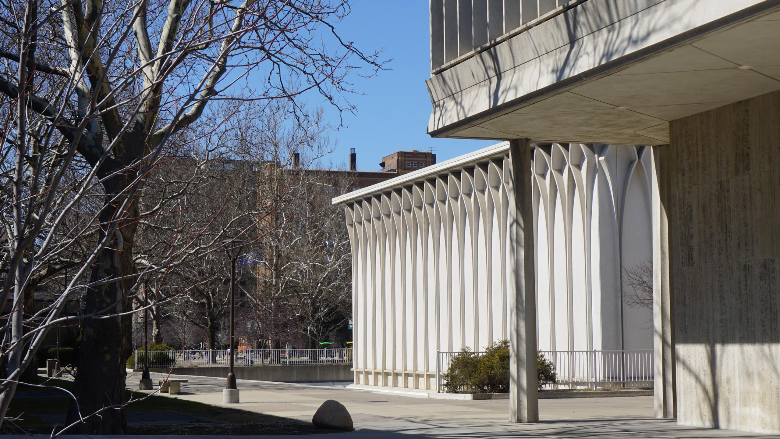 Helen L. DeRoy Auditorium