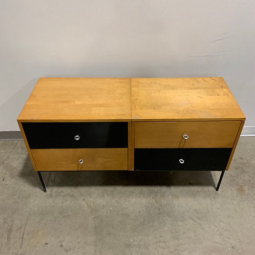 Paul McCobb Planner Grouo low drawers