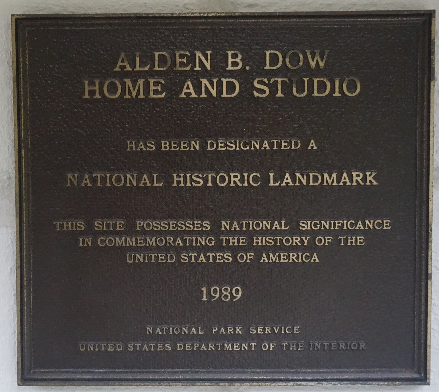 Alden B. Dow Home and Studio Midland