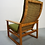 Thumbnail: Borge Mogensen Cane and Oak lounge chair