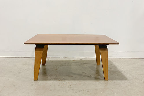 Very Rare Eames OTW table likely Evans Production