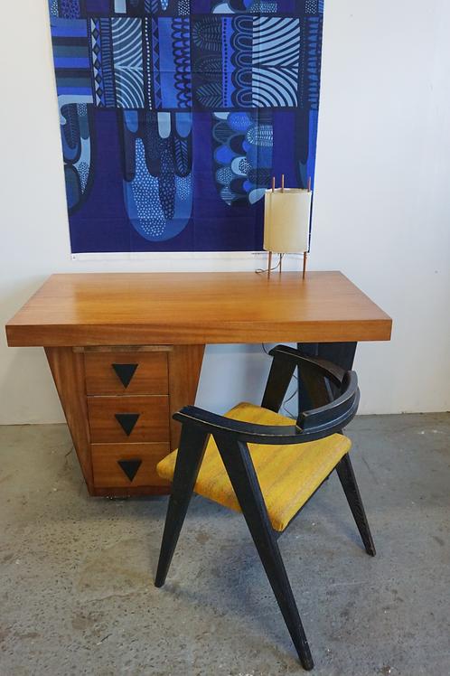 Paul Laszlo Desk and Chair