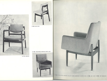 Risom Contemporary Furniture 1959: Part 2