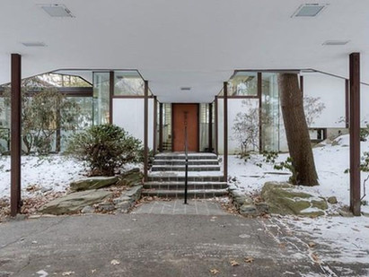 Mid-Century Modern Real Estate for Sale: January 5th, 2017