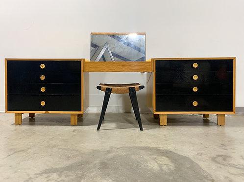 Rare George Nelson Herman Miller BCS Vanity set