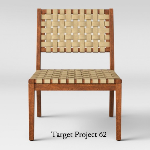Target chair Catalonia Woven Project 62