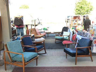 Trystcraft at the Grand Rapids Vintage Market