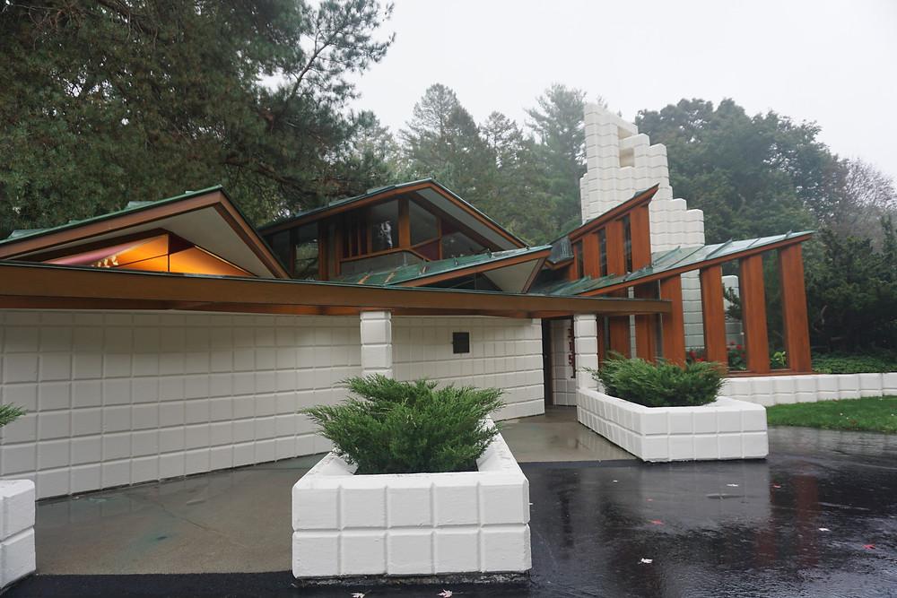 Alden Dow Home and Studio Midland