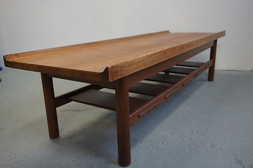 Lawrence Peabody bench / coffee table
