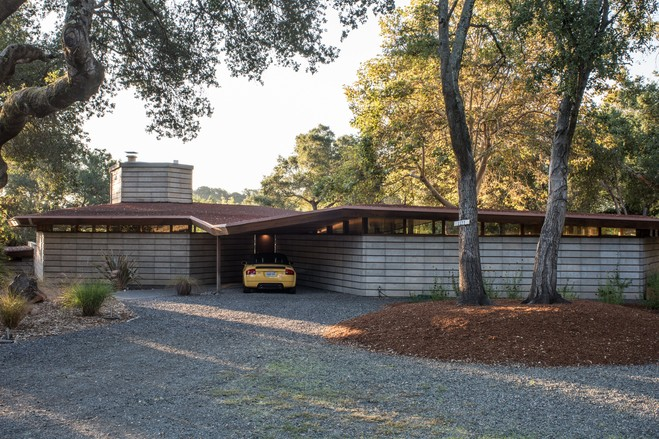 Jack Hillmer Home in Napa, CA