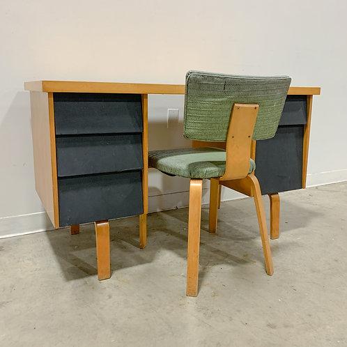 Aalto Artek-Pascoe 1940s Desk and Chair