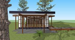 Pit Cabin 1