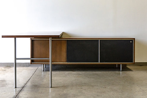 George Nelson Herman Miller EOG Credenza and Desk