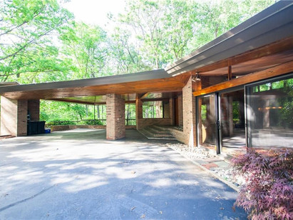Mid Century Modern Real Estate for Sale: June 8th, 2018