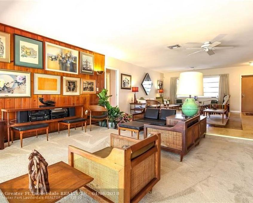 Mid-Century in Fort Lauderdale