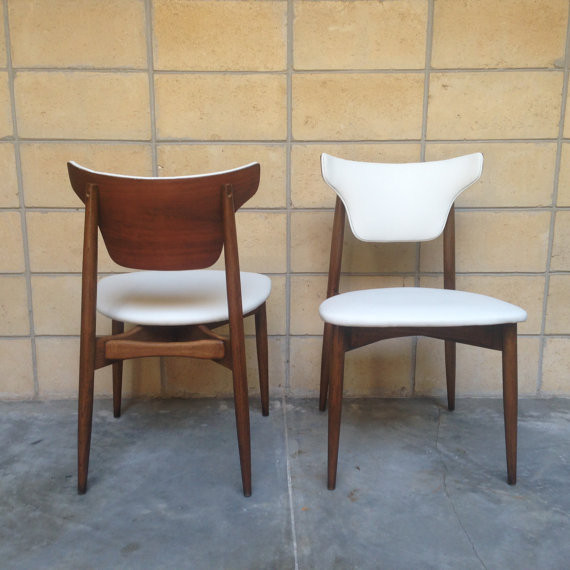Kodawood dinette chairs