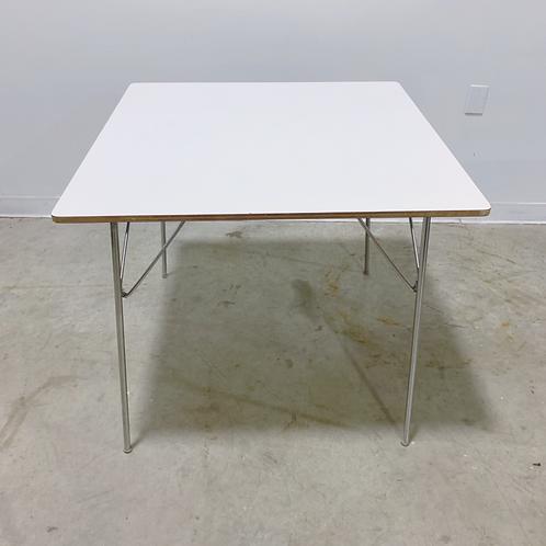 Vintage Eames DTM-20 folding dining table