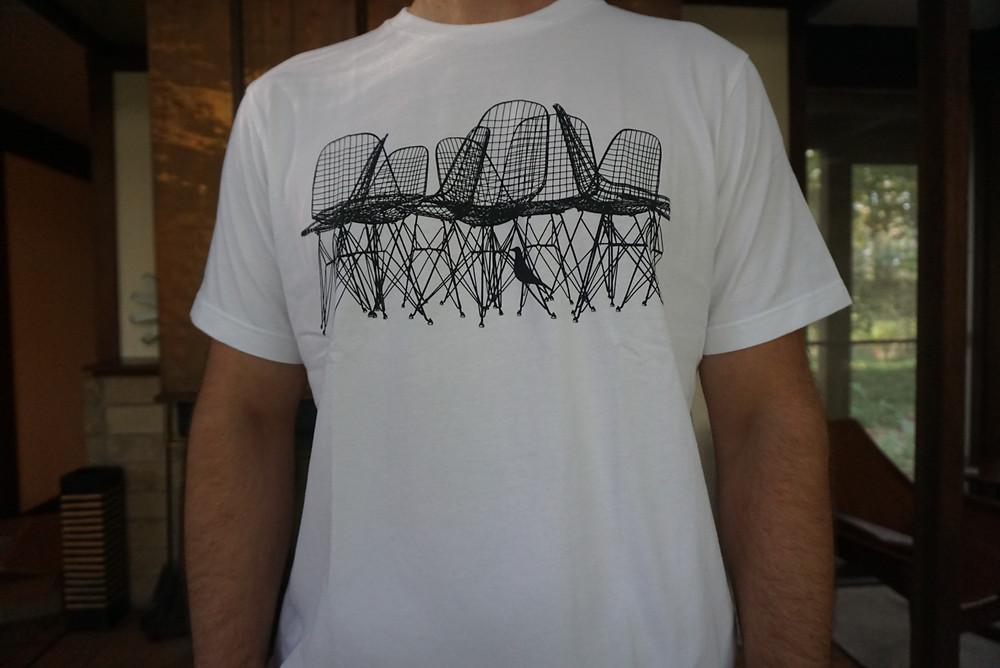 Eames Uniqlo shirt