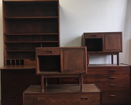Founders MCM dresser bookshelf