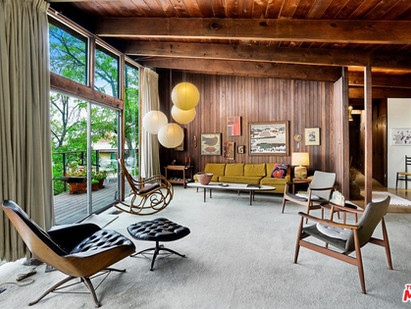 Mid-Century Modern Real Estate For Sale: March 8th, 2019