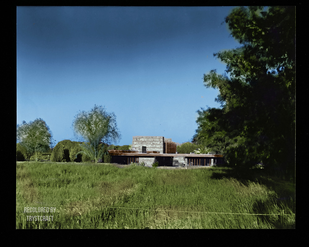 Upton House Schweikher Elting