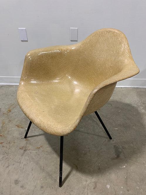 2nd Generation Zenith Eames Fiberglass Shell Armchair