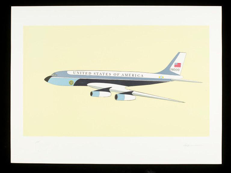 Raymond Loewy Air Force One