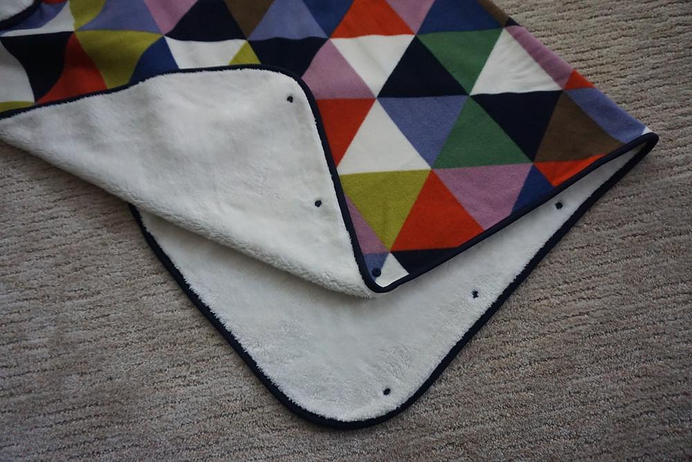 Eames SPRZ NY blanket