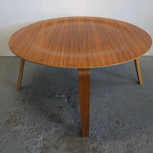 Eames CTW Walnut Coffee table by Herman Miller