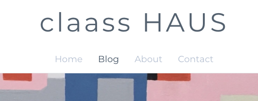 mid century modern blogs