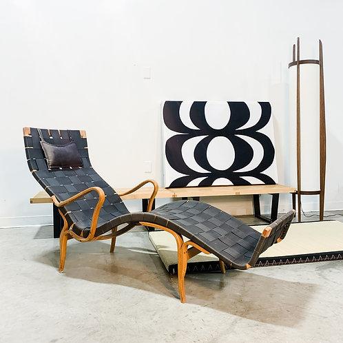 Bruno Mathsson Pernilla 3 chaise longue 1941