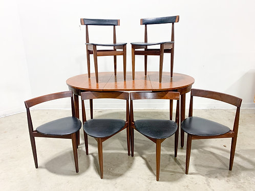 Hans Olsen Compact Dining set