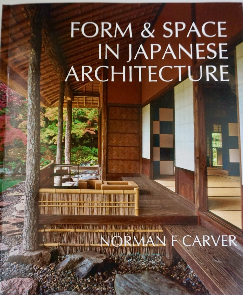 Form & Space in Japanese Architecture