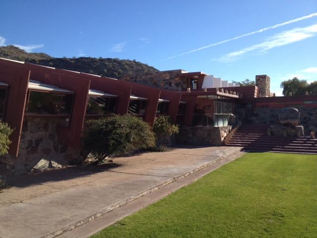 Taliesin West Scottsdale, Arizona