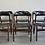 Thumbnail: 6 Kai Kristiansen Teak Dining Chairs