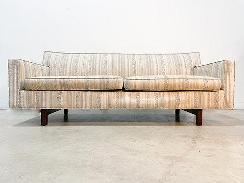 Dunbar Sofa with Mahogany Legs