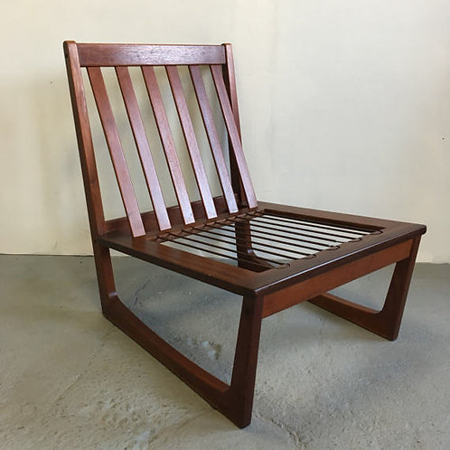 Jacob Kjaer Danish mid century lounge chair